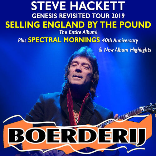 Gig Reviews: Steve Hackett