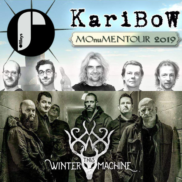 Gig Reviews: Karibow / This Winter Machine