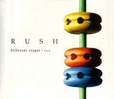 Rush - Different Stages