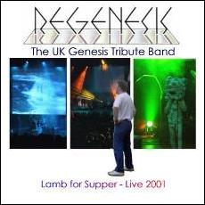 Regenesis - Lamb For Supper