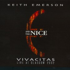 Keith Emerson & The Nice - Vivacitas