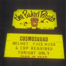 Cosmosquad - Live At The Baked Potato