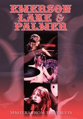 Emerson, Lake & Palmer - Masters From The Vaults DVD