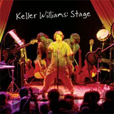 Keller Williams - Stage