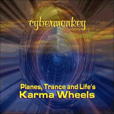 Cybermonkey - Planes, Trance and Life's Karma Wheels