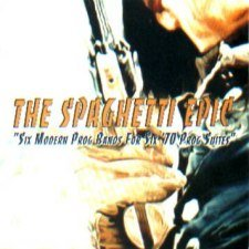 Various Artists - The Spaghettic Epic