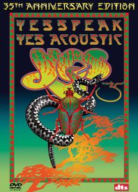 Yes - 35th Anniversary Edition ~ Yesspeak (Cinema Version) and Yes Acoustic