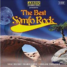 Various Artists - The Best Symfo Rock