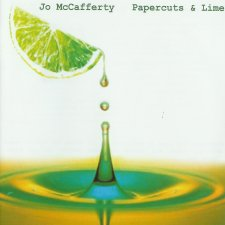 Jo McCafferty - Papercuts & Lime