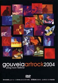 Various Artists - Gouveia Artrock 2004 [DVD]