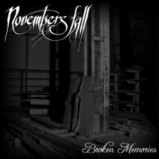 Novembers Fall – Broken Memories