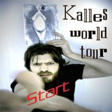 Kalles World Tour - Start