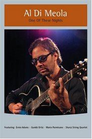 Al Di Meola - One Of These Nights [DVD]