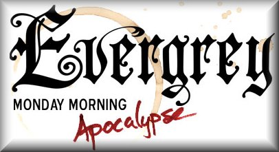 Evergrey - Monday Morning Apocalypse Album Cover