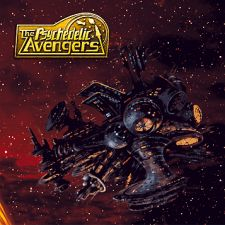 The Psychedelic Avengers - And The Decterian Blood Empire