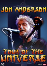 Jon Anderson - Work In Progress: Tour Of The Universe DVD