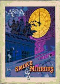 Arena - Smoke & Mirrors DVD
