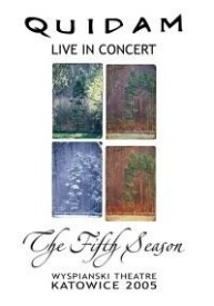 Quidam - The Fifth Season (Live In Concert) DVD