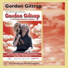 Gordon Giltrap And Friends – At The Symphony Hall Birmingham