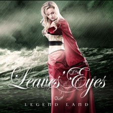 Leaves' Eyes - Legend Land