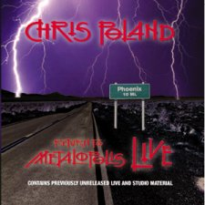 Chris Poland – Return to Metalopolis Live