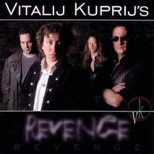 Vitalij Kuprij - Revenge (original CD cover)
