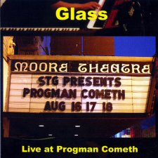 Glass – Glass Live at Progman Cometh