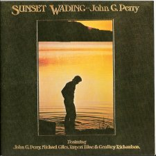 John G. Perry - Sunset Wading