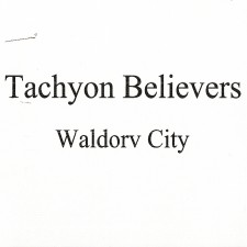 Tachyon Believers - Waldorv City