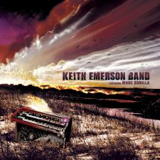 Keith Emerson Band Featuring Marc Bonilla – Keith Emerson Band Featuring Marc Bonilla