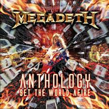 Megadeth – Anthology: Set The World Afire