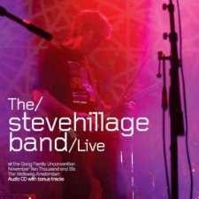 The Steve Hillage Band - Live