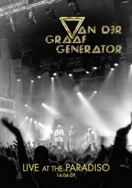 Van Der Graaf Generator - Live At The Paradiso 14.04.07