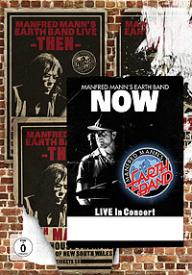 Manfred Mann's Earth Band – Then And Now [DVD]