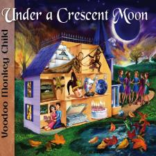 Voodoo Monkey Child - Under A Crescent Moon