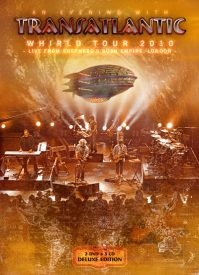 Transatlantic – An Evening Of Transatlantic ~ Whirld Tour 2010