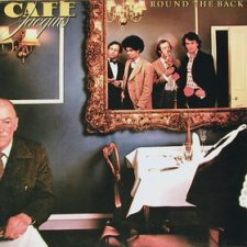 Café Jacques - Round The Back