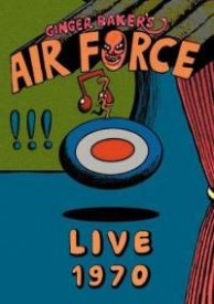 Ginger Baker's Airforce – Live 1970