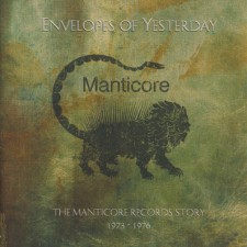 Envelopes Of Yesterday (VA) - The Manticore Records Story 1973 - 1976