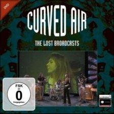 Curved Air - The Lost Broadcasts