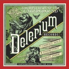 The Last Daze Of The Underground (VA) ~ Tribute To Delerium Records