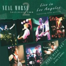 Neal Morse – Testimony 2 ~ Live In Los Angeles