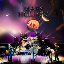 Mars Hollow - Live