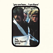 Keith Tippett - You Are Here...I Am There