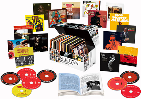 Miles Davis - The Complete Columbia Album Collection