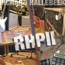 Richard Hallebeek Project - RHP II: Pain in the Jazz