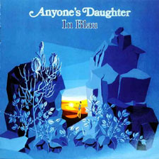 Anyone's Daughter - In Blau