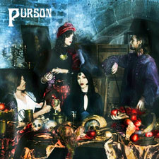 Purson - The Circle and the Blue Door