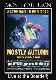 Mostly Autumn - Live at the Boerderij [DVD]