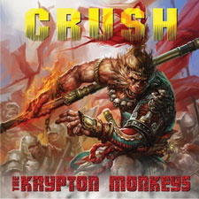 The Krypton Monkeys - Crush